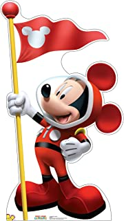 Best mickey mouse cardboard cutout Reviews