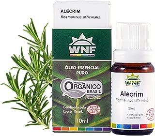 Óleo Essencial de Alecrim Orgânico 10ml