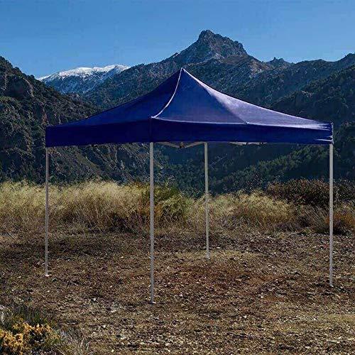 Regalos Miguel - Carpas Plegables 2x2 - Carpa 2x2 Eco - Azul - Envío Desde España