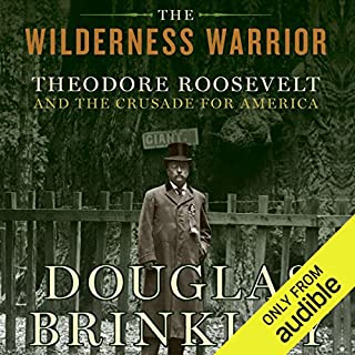 The Wilderness Warrior cover art