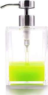 Best acrylic shampoo dispenser Reviews