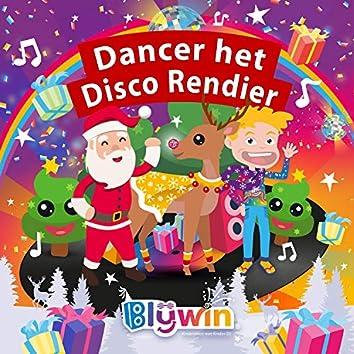 Dancer het Disco Rendier