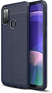 DOHUI Oppo F17 Pro Case, Ultra Slim Shock Absorption Soft TPU Silicone Protective Cover Case for Oppo F17 Pro Mobile Phone...