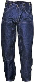 Prison Blues Double Knee Rigid Work Jeans