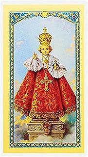 StealStreet SS-Wjh-E24-107 Prayer to The Infant Jesus of Prague Holy Cards