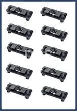 for BMW e30 (87-93) Front Spoiler retaining CLIPs (set 10) retainer fastener clamps