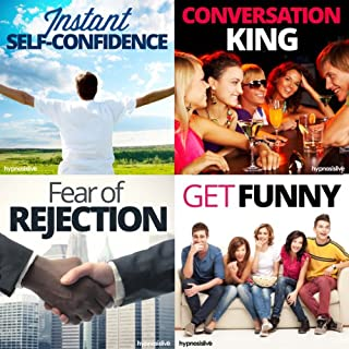 Extreme Confidence Hypnosis Bundle     Discover the Self-Belief to Do ANYTHING, with Hypnosis              By:                                                                                                                                 Hypnosis Live                               Narrated by:                                                                                                                                 Hypnosis Live                      Length: 2 hrs and 19 mins     12 ratings     Overall 3.1