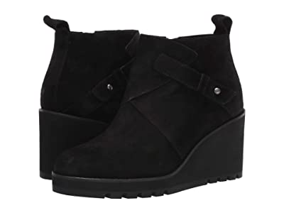 Eileen Fisher Tinker (Black Suede) Women