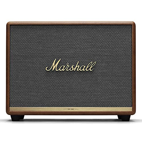 Marshall Woburn II Bluetooth Speaker, Brown