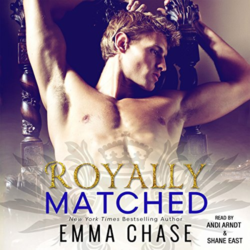 Royally Matched audiobook cover art