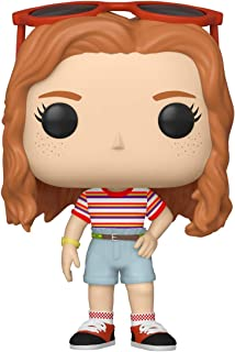 Funko Pop Television Stanger Things MAX en Mall Outfit, Tala Única, Multicolor