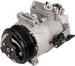 AC Compressor & A/C Clutch For Jaguar XF V8 Land Rover LR3 & Range Rover Sport - BuyAutoParts 60-02292NA NEW
