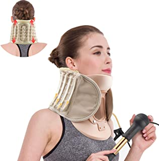 Cervical Traction Device, Correcting Neck, Relieving Neck Pain, Home Medical Neck Support, Neck Treatment, Cervical Spondy...