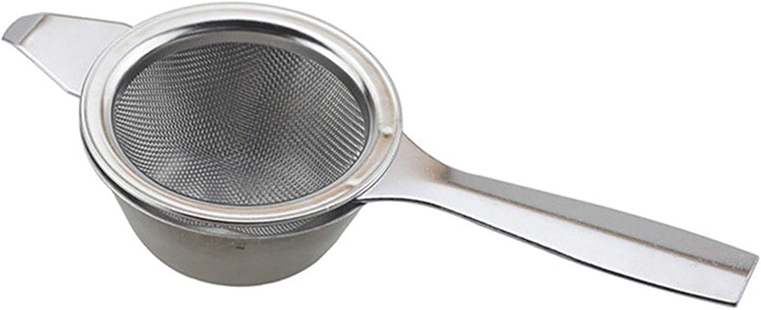 KISSFRIDAY Vintage OFFicial store Mesh Stainless Steel with Ranking TOP6 D Tea Strainer Mini