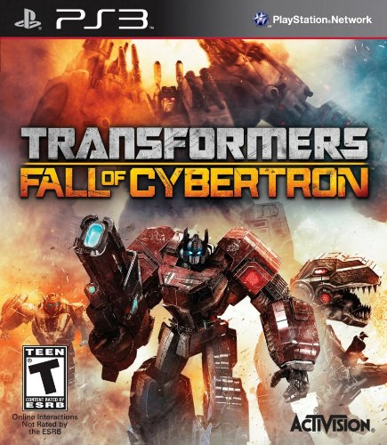 Transformers : Fall of Cybertron (Sony PS3) [Import UK]
