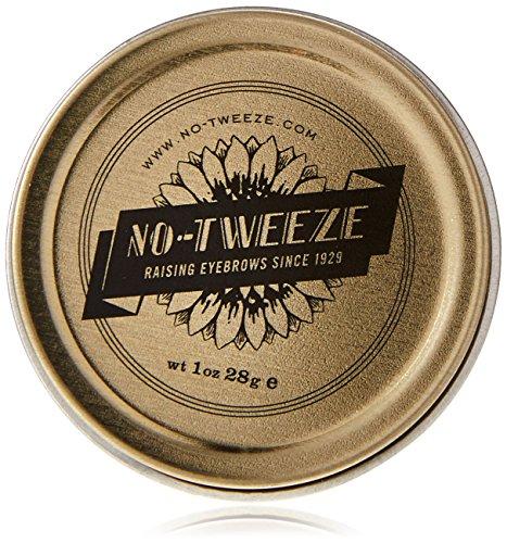No-Tweeze Classic Hard Wax Hair Remover, 1 oz.