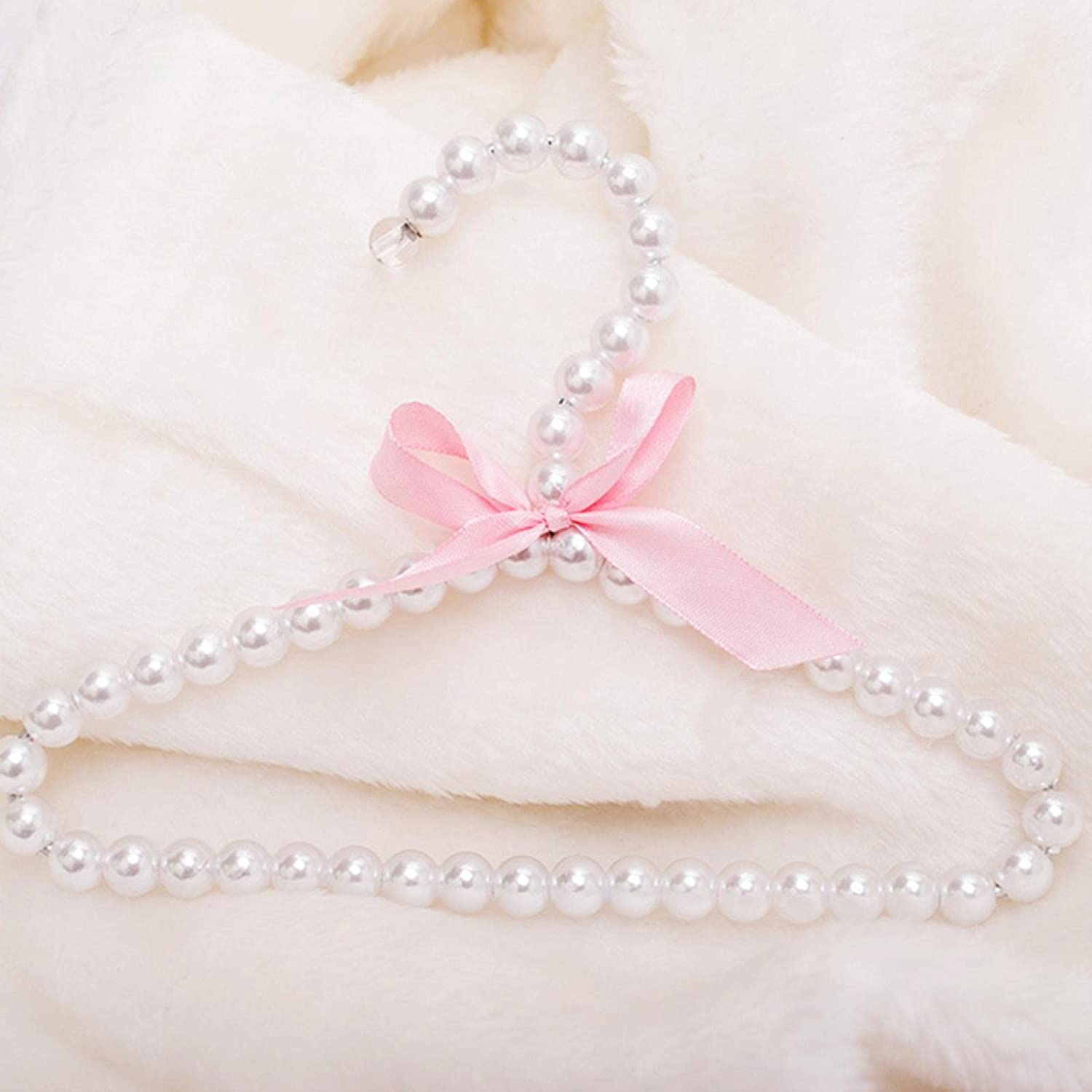 Lzjbs 1Pcs 20cm Children Pearl Hanger Pe Hangers Outlet ☆ Free Shipping Max 87% OFF Clothes Dog for