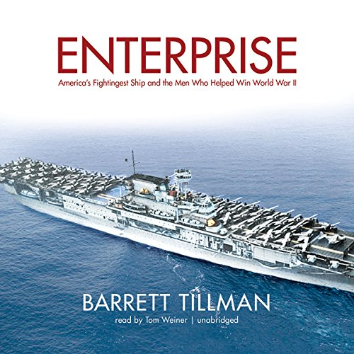 Enterprise audiobook cover art