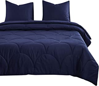 Best navy and white comforter set queen Reviews