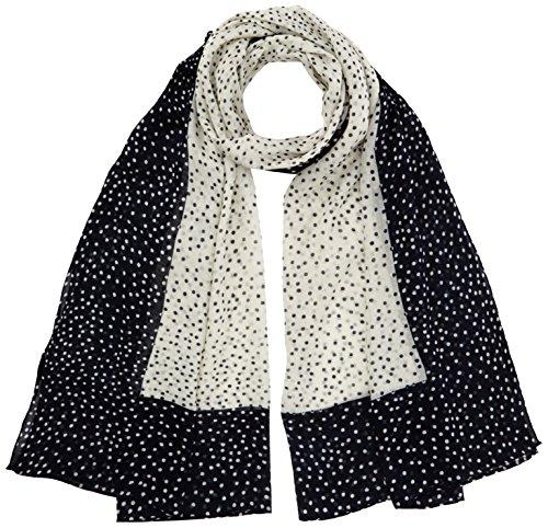 Kipling Damen Viscose Scarf Schal, Mehrfarbig (Soft Dot), 1