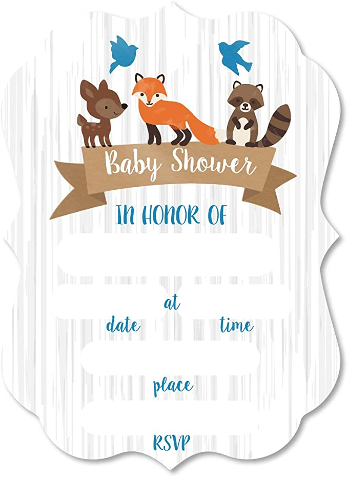 wobbly eyes and 8 envelopes each 2x tiger parrot DJECO 8 invitation cards Animals with stickers elephant and bear