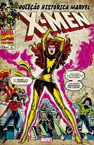 Coleção Histórica Marvel: X-Men v. 6