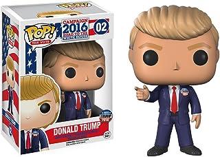 Funko POP! The Vote Campaign 2016 Road To The White House #02 Vinyl Figure - Donald Trump