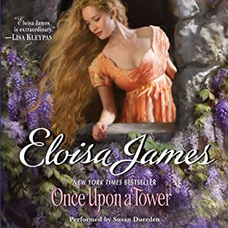 Once Upon a Tower cover art
