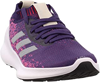 adidas Women's Purebounce Plus Running Shoes LegendPurple/SilverMetallic/ActPurple