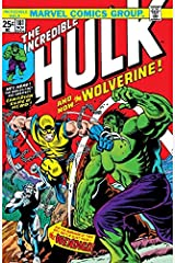 Incredible Hulk (1962-1999) #181 Kindle Edition