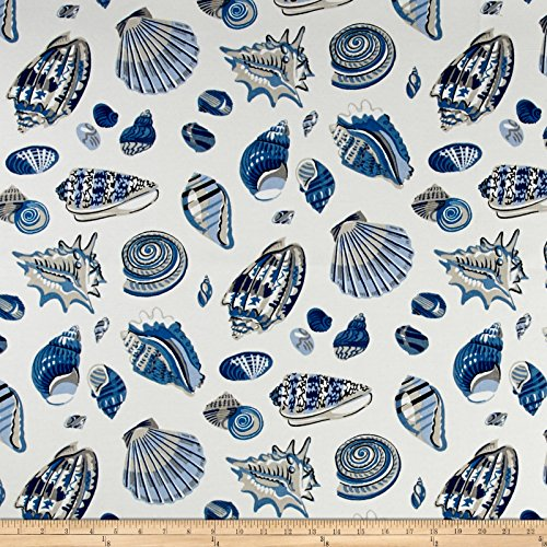Waverly Sun N Shade Low Tide Atlantic Outdoor, Fabric by the Yard