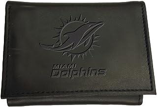 Team Sports America Miami Dolphins Tri-Fold Wallet