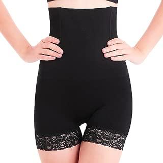 Fzmix Damen Shapewear Figurenformend Miederslips Miederhose Body Shape Bauch Kontrolle Korsett Schlankheits Unterwasche mit Bauch-Weg-Effekt-Einstellbare Gr/ö/ße