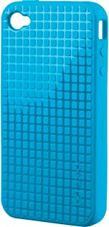 Speck Products SPK-A0011 PixelSkin HD TPU Case for iPhone 4/4S (AT&T & Verizon) - 1 Pack - Blue