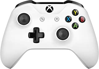 Xbox One White Wireless Controller (White)
