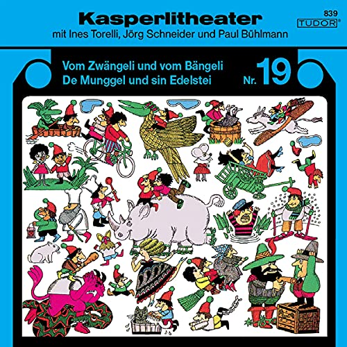 Kasperlitheater Nr. 19 Titelbild
