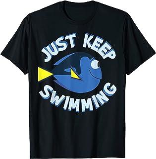 Disney Pixar Finding Dory Keep Swimming T-Shirt