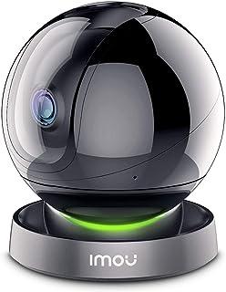 Imou Cámaras de Vigilancia WiFi Interior 1080P Domo Cámara IP WiFi con Seguimiento Automático de Movimiento Máscara de Privacidad Audio Bidireccional y Visión Nocturna