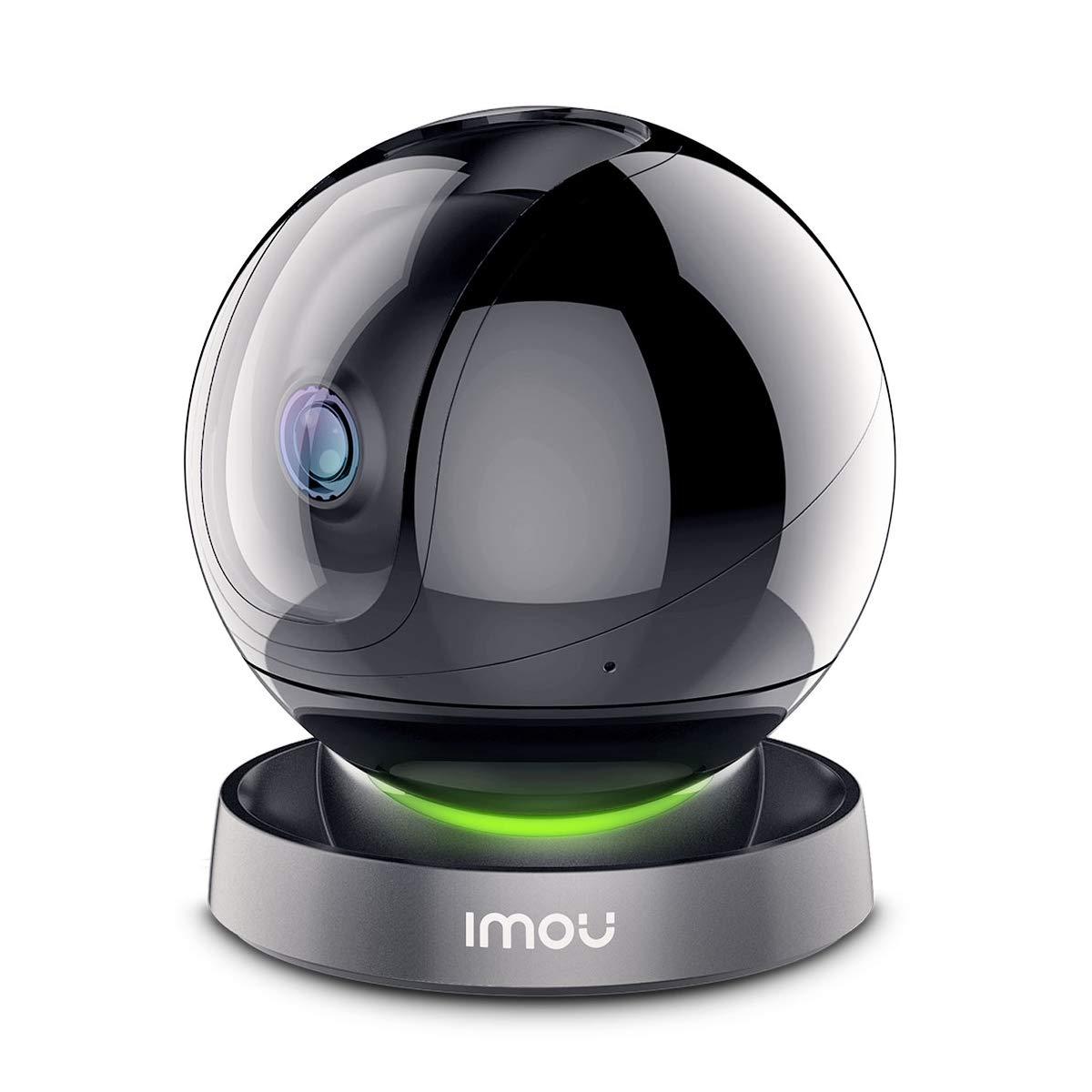 Imou Cámara de Vigilancia WiFi Interior 1080P, Cámara IP WiFi 1080P, Cámara Domo PTZ, Sirena de Seguridad, Detección de Sonidos Extraños, Modo de Privacidad, Audio Bidireccional y Visión Nocturna: Amazon.es: Bricolaje y