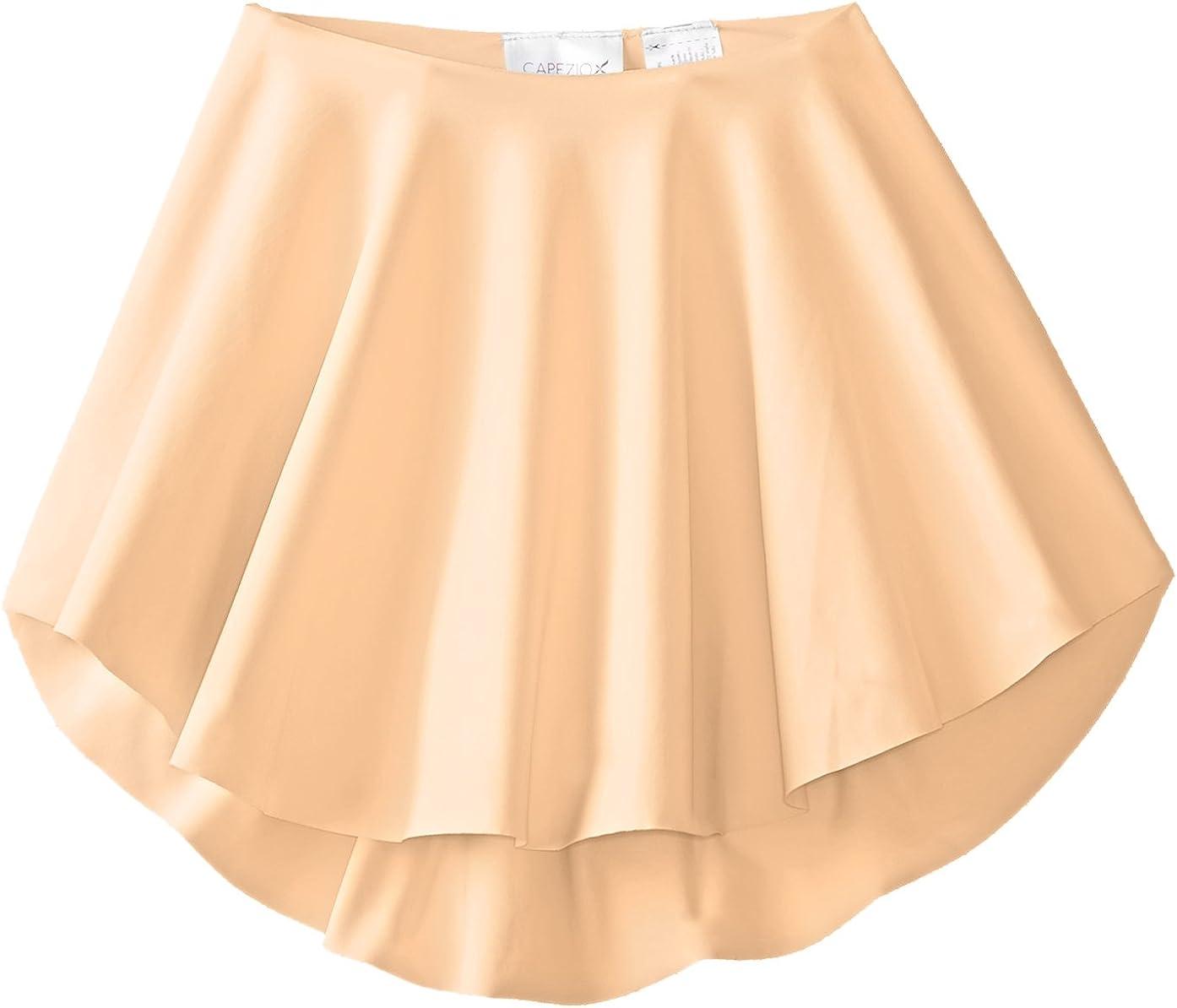 Capezio Little Girls' Diamond Lattice Circle Skirt