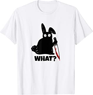 bloody bunny t shirt
