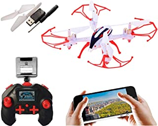 SUPER TOY Wi-Fi Camera RC Drone 360 Flip Quadcopter - Multicolor