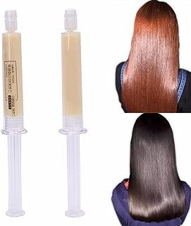 GARYOB Hair Repair Mask Moisturizing Professional Dry Damaged Maintenance Keratin Repair Treatment Hair Mask (2pcs / 1set)