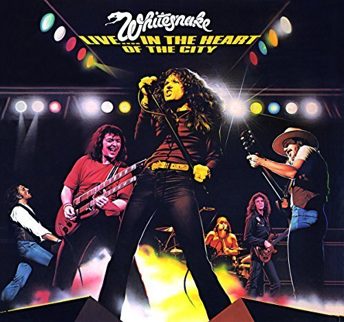 Live In The Heart Of The City by Whitesnake