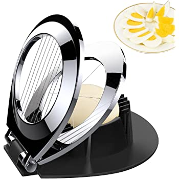 Amco 3-in-1 Compact Egg Slicer 11528