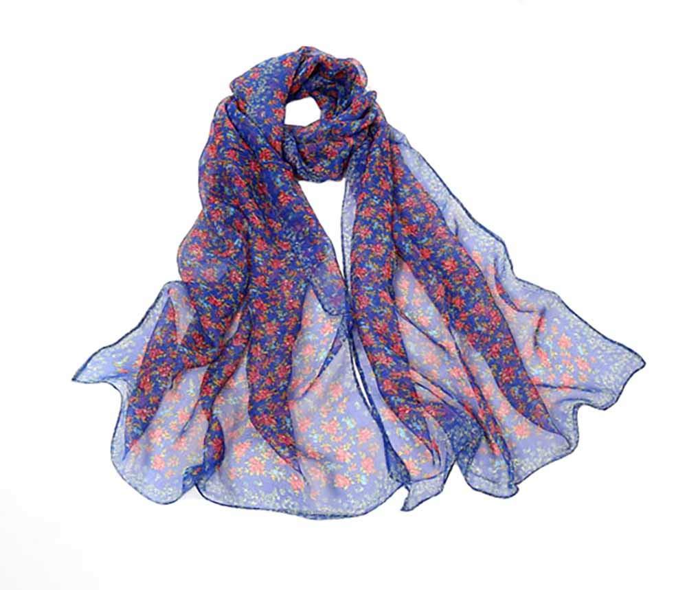 Womens Lightweight Scarves Fashion Silky Shawls for Women
