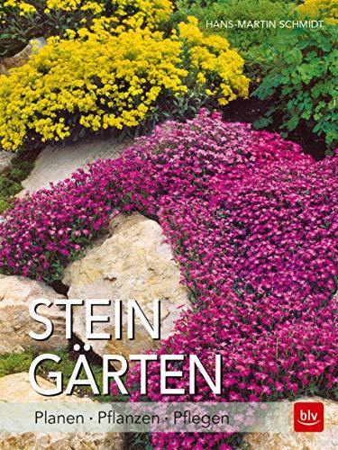 Steingärten: Planen · Pflanzen ·...