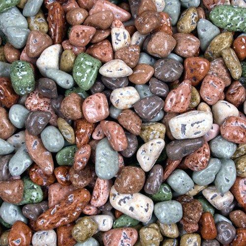 ChocoRocks Chocolate Rocks Chocolate Chunks River Stones Mix - 5 lb Bag