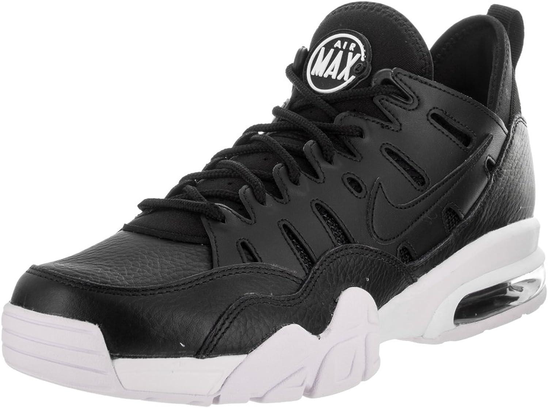 Nike Men's Air Trainer Max '94 Low Black Black White Training shoes 9.5 Men US