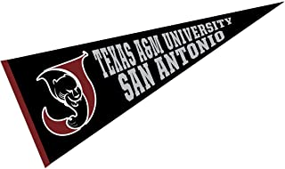 College Flags and Banners Co. Texas A&M San Antonio Jaguars Pennant 12